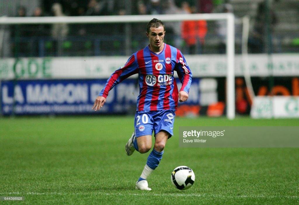 Reynald LEMAITRE - 22/03/2008 - Caen/Monaco - Ligue 1, 30e journee. Photo: Dave Winter/Icon Sport.